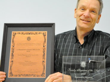 Bay doctor wins Physician of the Year Award
