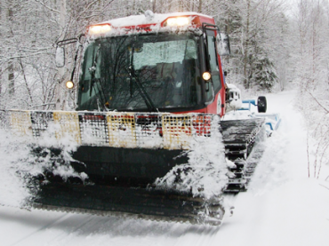 Opeongo snowbirds getting new grader from OFSC