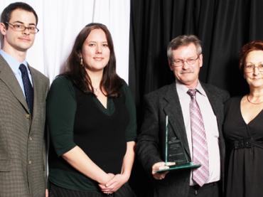 The Valley Gazette receives prestigious award