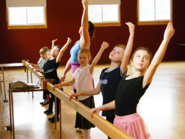 March ballet camp returns to Combermere