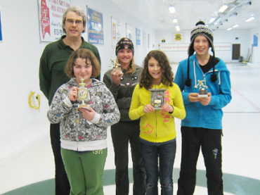 KPS students rock at annual curling bonspiel