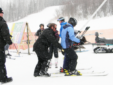 Local ski hill workers driven by their passion for the sport