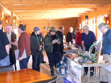 Mapleton House hosts maple syrup information day