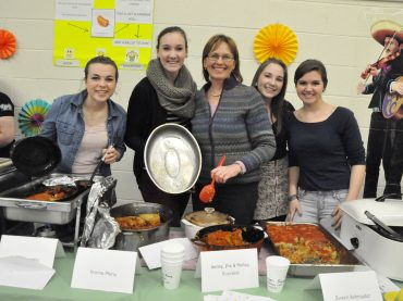 Cabbage roll cook-off helps Mexican families