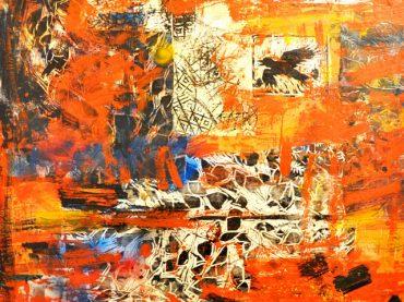 Solo exhibits dazzle art lovers