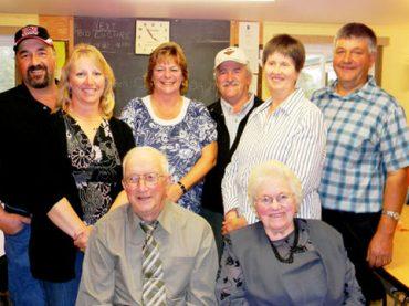 Hardwood Lake couple celebrates 60 years of marriage