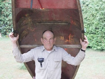 Local guide has been leading people through nature for 70 years