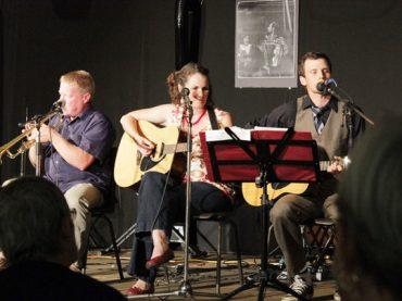 Barney McCaffrey celebrated through song in Eganville
