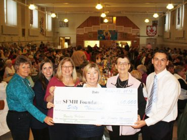 SFMH Auxiliary holds major fundraiser