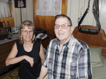 Doreen Gutoskie; a local hero