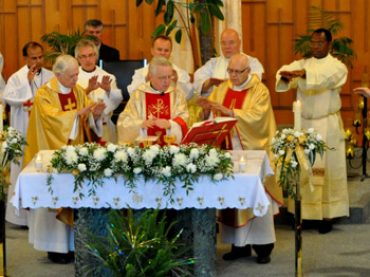 Celebrating 50 years of priesthood in the Valley
