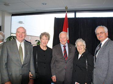 Local residents honoured in celebration of Volunteer Week