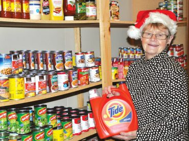 Killaloe food bank bracing for winter rush