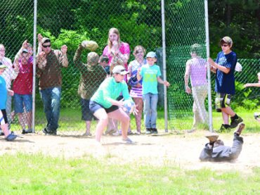 It was fun in the sun for Madawaska students and staff