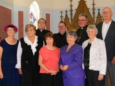 St. Stephen's anniversary service