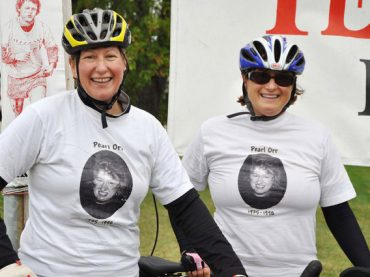 Orr family honours mother at Bay Terry Fox Run