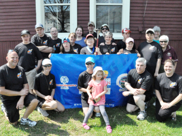 Torch Run comes to the Bay