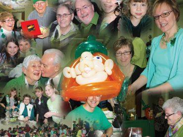Everyone is Irish on St. Paddy's Day