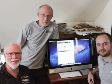 Combermere's rich history goes online thanks to three visionaries