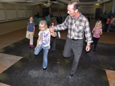 Step dancing legend Buster Brown passes on