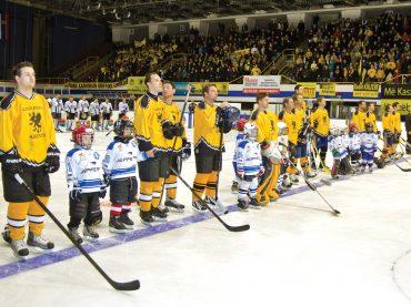 Hockey weekend in Kaszebe
