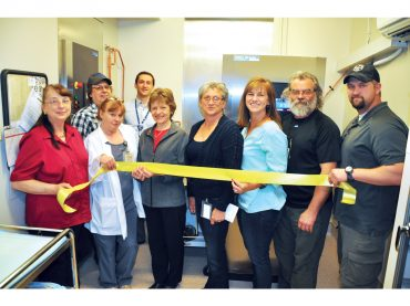 St. Francis unveils new sterilization room