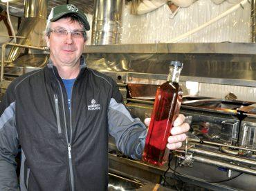 Madawaska maple syrup going global