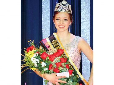 Miss Teen Ontario East is from  Barry's Bay