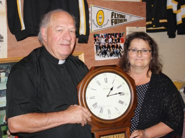 Fr. Grant Neville celebrates retirement