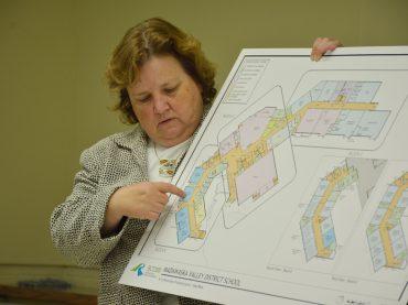Architect reveals plans for MVDHS