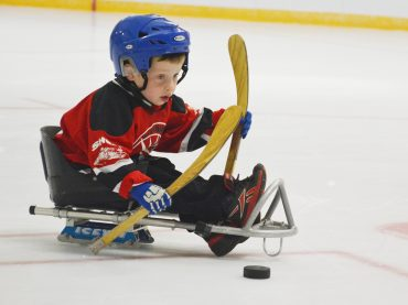 Sledge hockey coming to Barry's Bay
