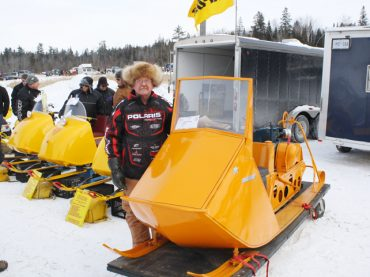 Old Snowmobile Show revs up in Eganville