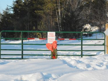 Council unlocking gates to emergency access