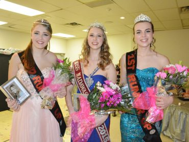 Kaitlin McMillan named Miss Madawaska Valley