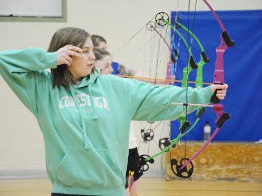 Archery program right on target