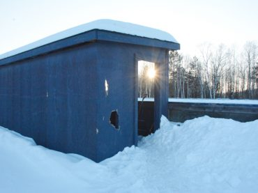 Farewell to Barry's Bay's outdoor rink