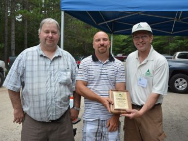 Foresters celebrate 40 years with Algonquin Forestry Authority