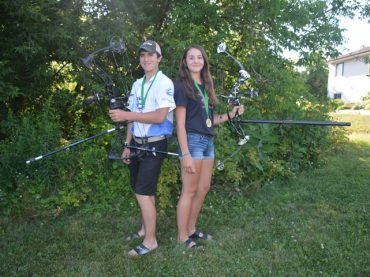 Two local youth heading to Archery 3D Nationals