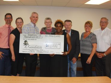 Township awarded $117k in grants for washrooms, tennis courts