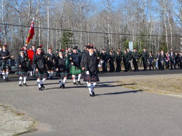Madawaska remembers