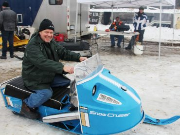 Enthusiasts gather for Old Snowmobile Show in Eganville
