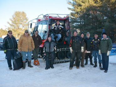 New groomer will clear local trails