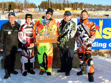 World Champion wins 42nd Bonnechere Cup
