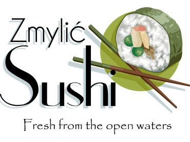 Zmylić Sushi opening in Barry's Bay