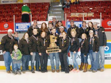 2016 Canadian National Broomball Champions