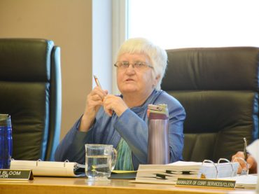 Bloom fighting for equality at county level