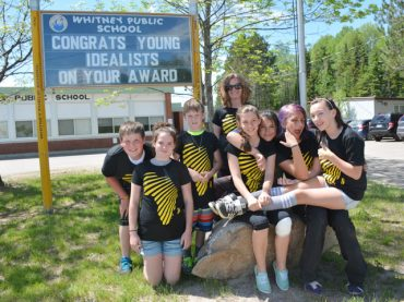 Whitney Public School wins $4k for Kenya