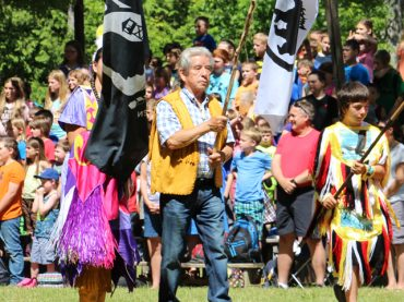 Honouring National Aboriginal Day