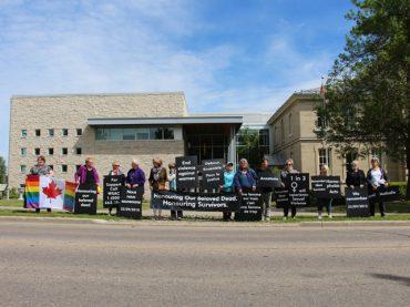Murder pre-trial at Pembroke Superior Court