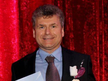Brudenell's Peter Whelan wins literary award